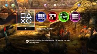 """To Zanarkand"" PS4 Dynamic Theme - FINAL FANTASY X/X-2 HD Remaster"