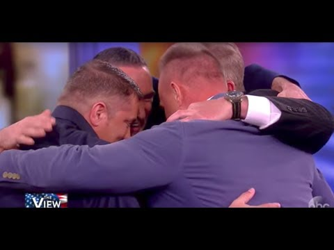 Air Force Veterans Reunited After 2004 Mission In Iraq | The View