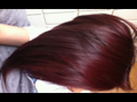 Update New Hair Color Dyebrand Youtube