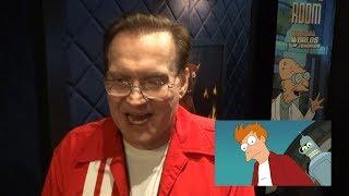 """Futurama"" Voice Cast Hilariously Introduces New Mobile Game,  ""Futurama: Worlds of Tomorrow"""