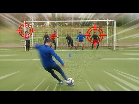 SUPER SMASH FOOTBALL CHALLENGE