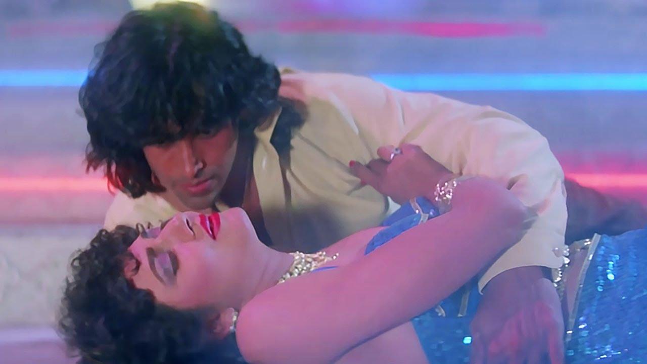 लैला ने कहा जो मजनू से 4K - जंगल लव - कीर्ति सिंह - अनुराधा पौडवाल - Bollywood 4K Song