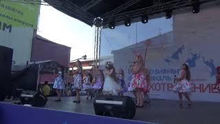 Непоседы(Инклюзивный фестиваль «Одухотворение»,Сад Эрмитаж,29.8.18)