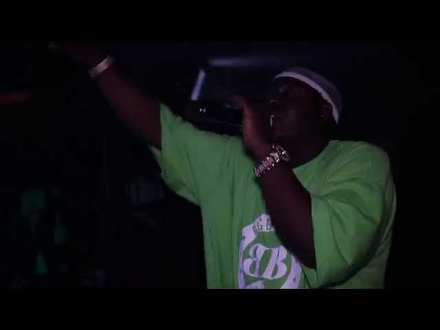 Opening for 8Ball & MJG