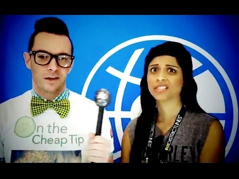 How to Interview iiSuperWomanii, Swoozie & Chester See at Playlist Live | Cheap Tip #118