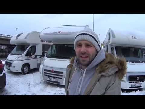 Автодом на прокат в России. Тест-драйв Buerstner Argos A660. Часть 1.