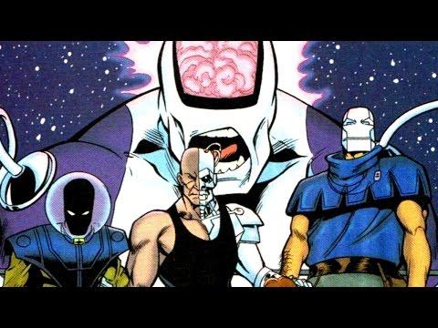 Top 5 Best Legion of Super-Heroes Villains
