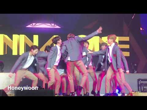 170922 (HD FULL) HANDS ON ME - Wanna One Singapore Fanmeet