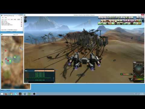 Entropia Universe Mining D-class amps Dec 11 2015