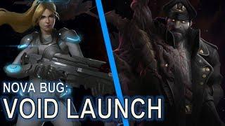 Starcraft II Co-Op BUG: Nova's FREE Griffin Airstrikes