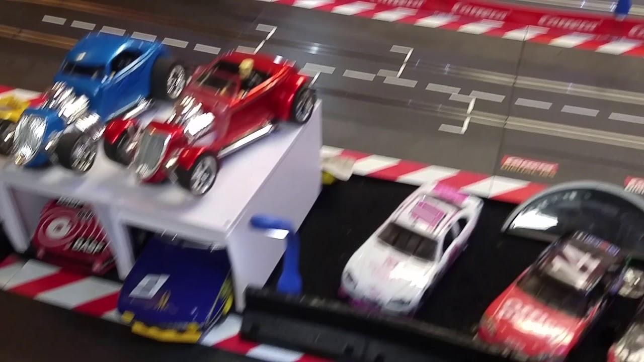 Slot car track lighting ideas from slot car space sollutions youtube slot car track lighting ideas from slot car space sollutions aloadofball Images