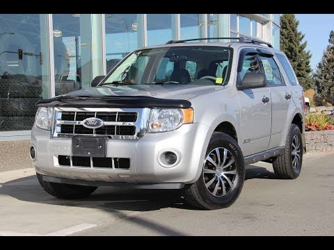 2009 Ford Escape XLS For Sale @ Mercedes Benz Kamloops