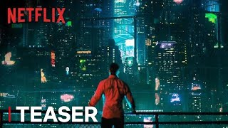 Altered Carbon | Teaser | Netflix
