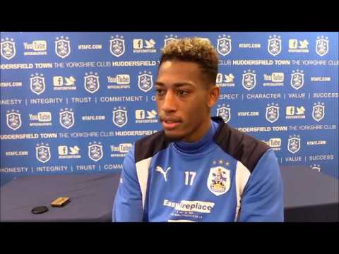 INTERVIEW: Rajiv van La Parra discusses his first experience in football & the HTAFC atmosphere