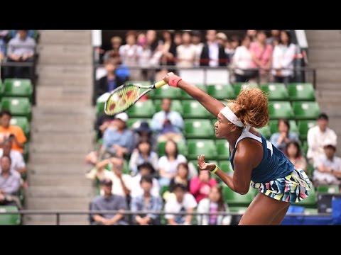 2016 Toray Pan Pacific Open Quarterfinals | Naomi Osaka vs Sasnovich | WTA Highlights