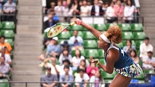 2016 Toray Pan Pacific Open Quarterfinals | Naomi Osaka vs Sasnovich | WTA Highlights