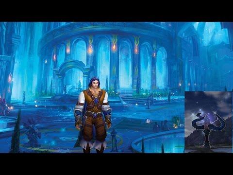 The Story of The Heart of Zin-Azshari [Lore]