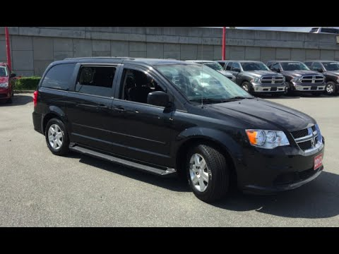 2013 Dodge Grand Caravan w. Flex Fuel - Only at Maple Ridge Chrysler - DR501226