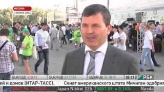 РБК-ТВ: Инновационный паспорт - разработчикам лучших стартап проектов(, 2014-06-04T11:35:05.000Z)