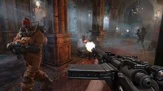 Wolfenstein The Old Bloody. Chapter 1 Prison. Passage (no comment) [PS4]
