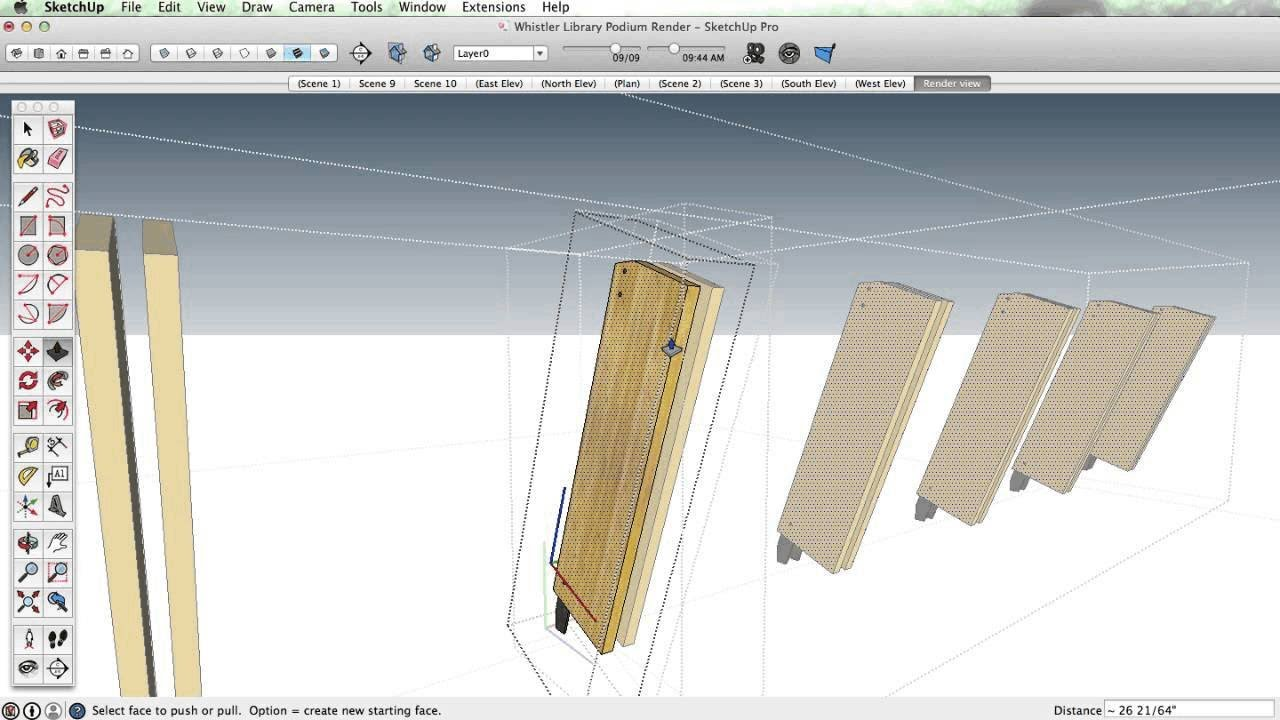 SketchUp Skill Builder: Tip for Editing Components