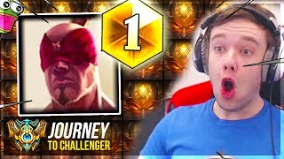 #1 LEEEEEEEEEEEEEE SSSSINNNNNNNNNNNNNN - Journey To Challenger | League of Legends
