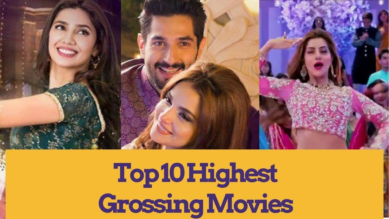 Top 10 List of highest - gross...