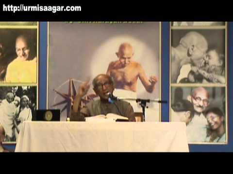 Gandhi katha in Gujarati by Shree Narayan Desai in Edison, NJ