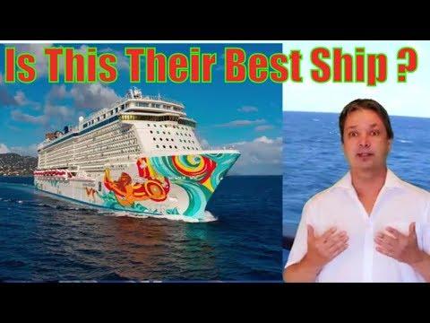 Norwegian getaway cruise ship review - Norwegian getaway 2018