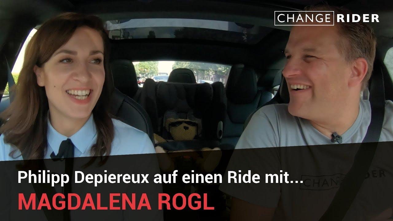 ChangeRider #6 Magdalena Rogl, Microsoft