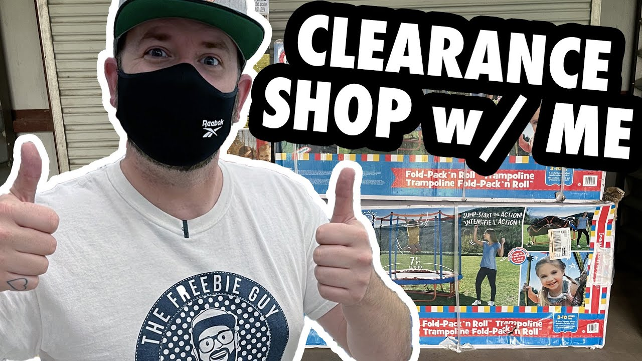 CLEARANCE SHOP WITH ME | Walmart & Target | The Freebie Guy Vlog #5