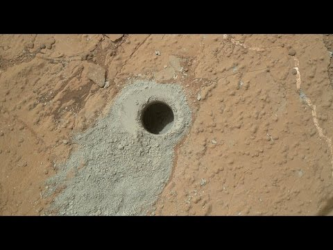 Chemistry on Mars ( life symptoms )