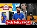 Tech Talks #637 - 3rd Anniversary, Mi Band 3, Jio Diwali Offer, Honor Magic 2, OnePlus Backpack