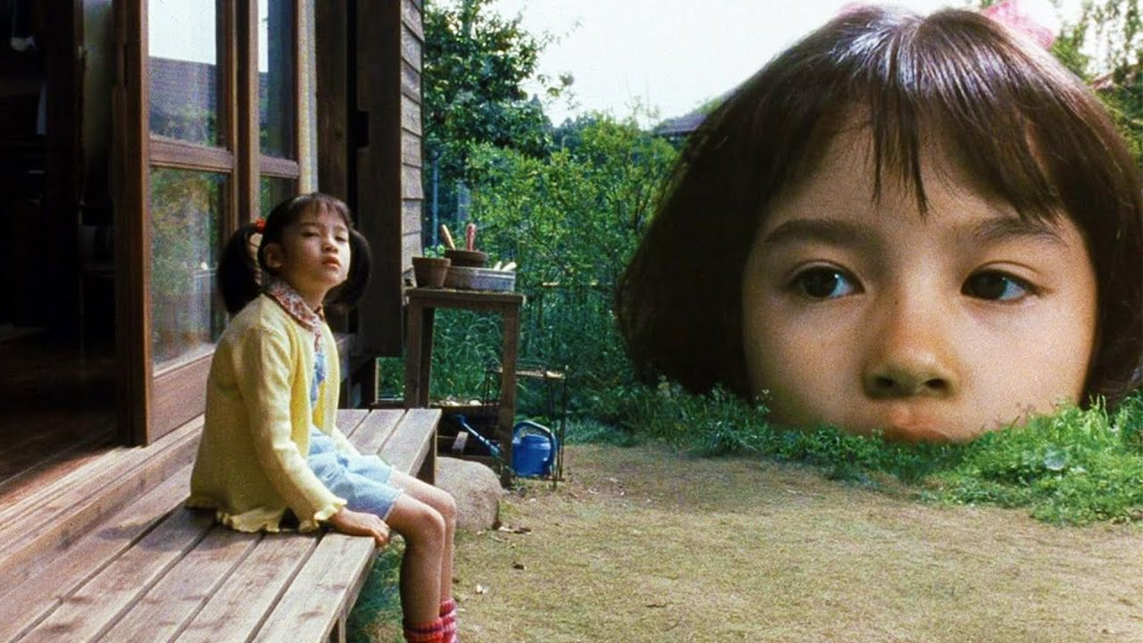 Download Giant Doppelganger Of Herself Is Always Watching