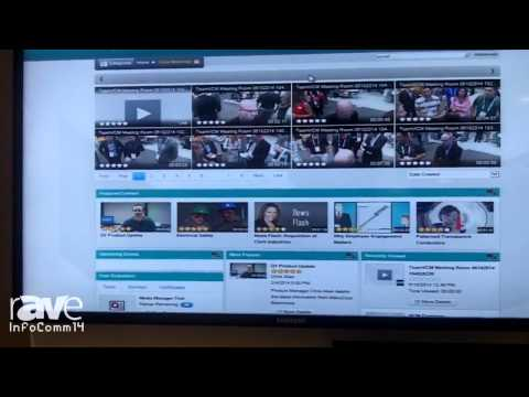 InfoComm 2014: Polycom Demonstrates End-to-End Workflow from a Web Portal