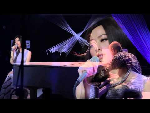 張靚穎Jane Zhang 一 傾聽 現場專輯DVD