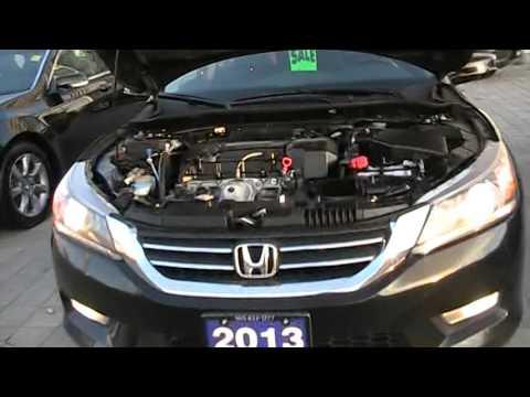 2013 Honda Accord EX-L Startup Engine & In Depth Tour