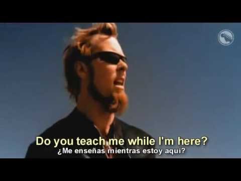 Metallica   I Disappear Subtitulos Español