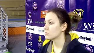 SportenPlovdiv TV: Жана Тодорова: Малко не ни стигна