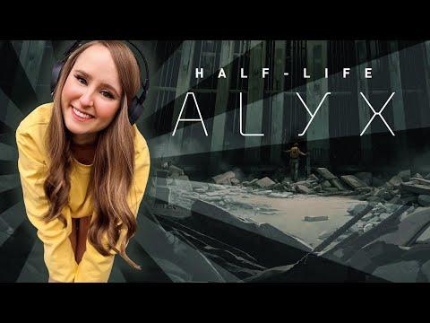 Let's Play Half-Life: Alyx (Vive VR)