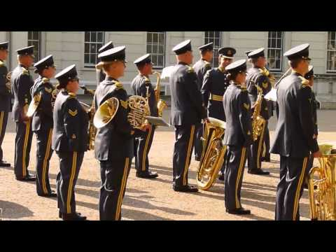 Band of the RAF Regiment