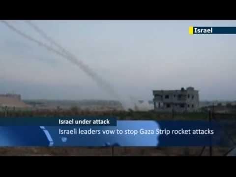 Gaza rocket attacks: Israeli south under fire