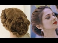Beautiful Twist Hairstyle : Easy Party Hairstyles