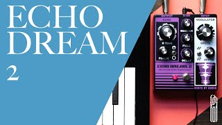 How I Use Death By Audio ECHO DREAM 2 // Delay and distortion on an analog synthesizer