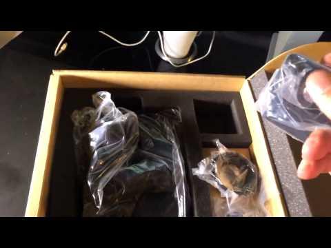 Oculus Rift DK2 Unboxing and Setup