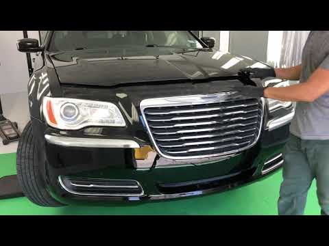 How to Replace a 2012 Chrysler 300C Front Bumper Cover