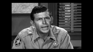 The Andy Griffith Show S02E03 Andy and the Woman Speeder