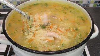 Надоели ВСЕ супы и борщ??? Тогда вари КАПУСТНЯК!!!