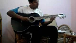 Download Hindi Video Songs - anisutide yako endu - Guitar by Anu M J
