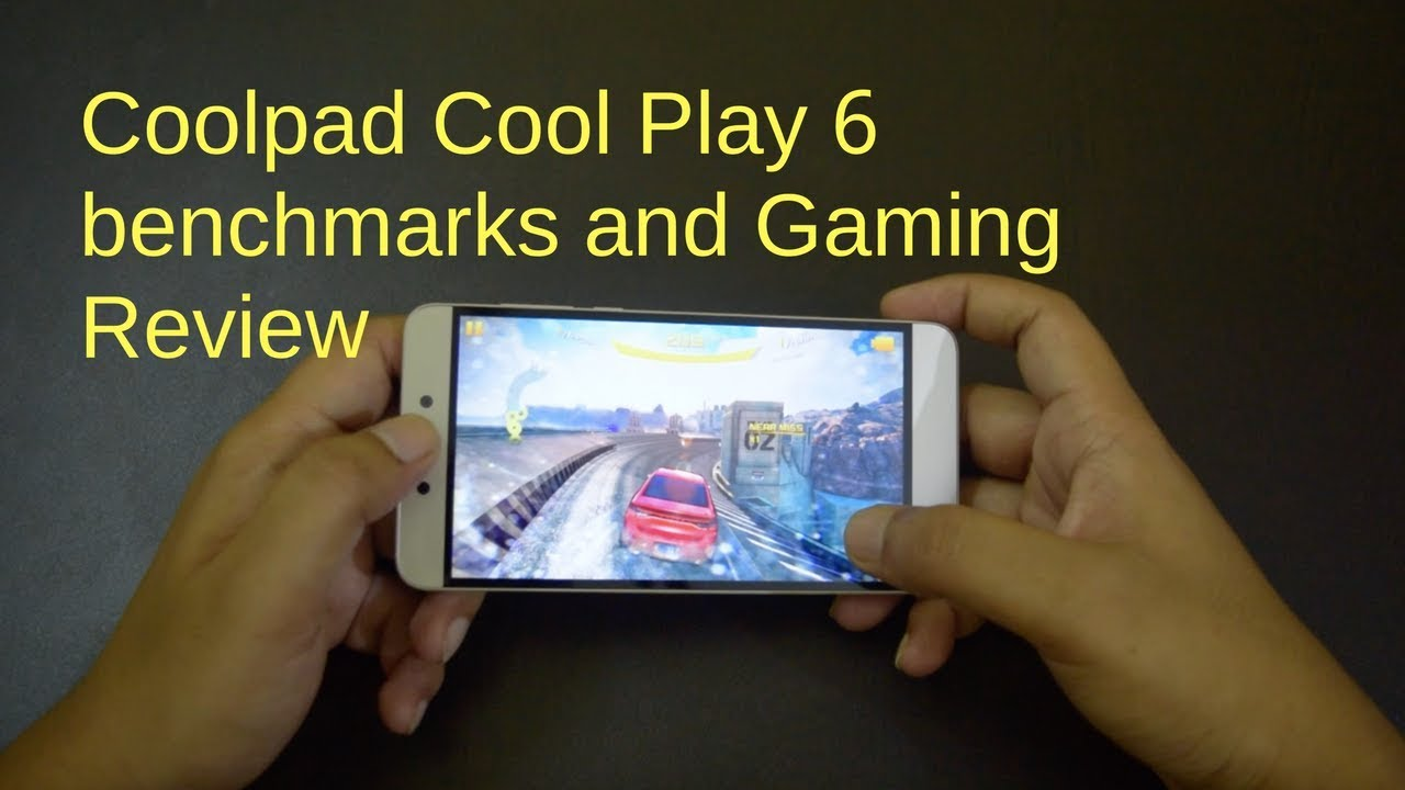 Coolpad Cool Play 6 Benchmarks and Gaming Review